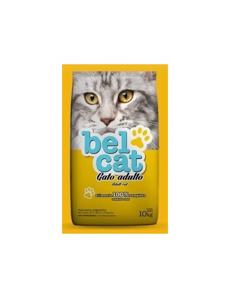 Belcat Gato Adulto 10kg