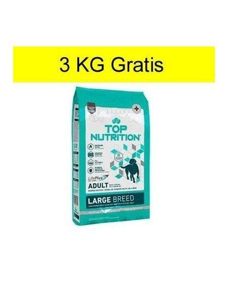 Top Nutrition Perro Grande Adulto 15+3KG