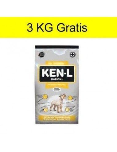 Ken-L Perro Adulto 22kg