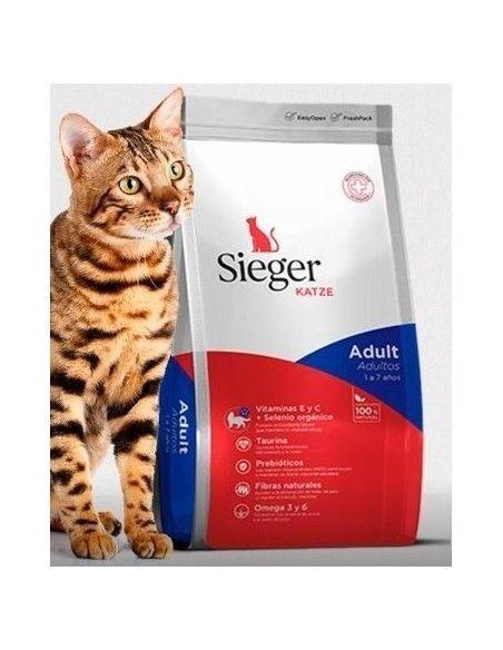 Sieger Katze 7.5kg