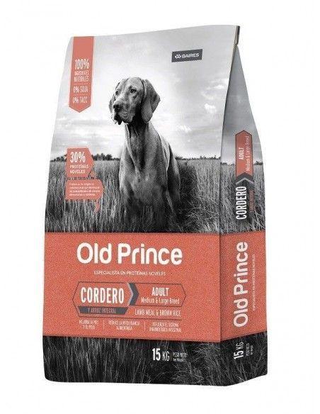 Old Prince Cordero Adultos Med & Large 15Kg