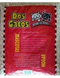 Piedras Sanitarias Dos Gatos Pack 5 x 4kg