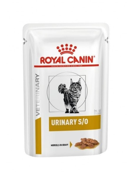 Royal Canin cat Urinary Pouch Caja x 12