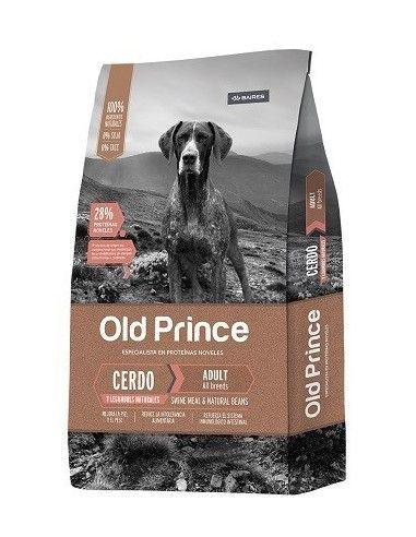Old Prince Cerdo Adult Dog All Breeds