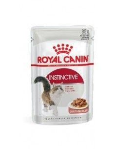 Royal Canin Instinctive Pouch Caja x 12
