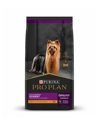 Pro Plan Exigent Dog 3kg