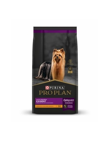Pro Plan Exigent Dog Razas Pequeñas 7.5kg