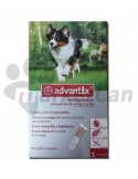 Pipeta Advantix Perros de 10 a 25kg