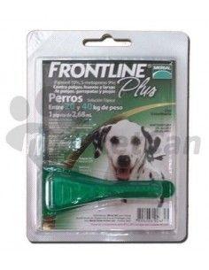 Pipeta Frontline Plus Perros de 20 a 40kg