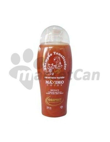 Shampoo Osspret Tonalizador Bronce 250cm3