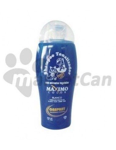 Shampoo Osspret Tonalizador Blanco 250ml