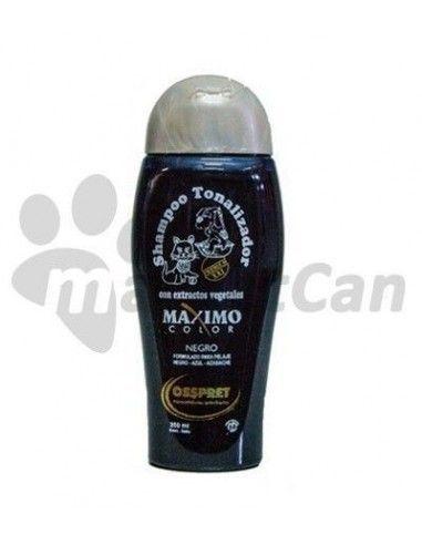 Shampoo Osspret Tonalizador Negro 250cm3