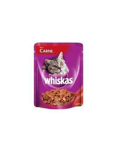 Whiskas Pouch Carne 85g