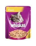 Whiskas Pouch Pavo 85g