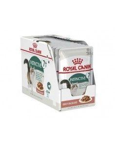 Royal Canin Instinctive 7+ Pouch Caja x 12