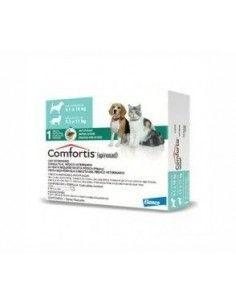 Comfortis perros 9 a 18kg / gatos 5.5 a 11kg