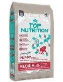 Top Nutrition Perro Mediano Cachorro 15 + 3KG Gratis